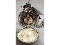 Harley-davidson collectors pocket watches