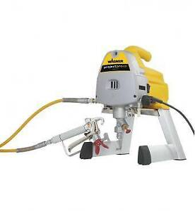 Airless Spray gun- Wagner Project Pro 117  3a6c5ff8982