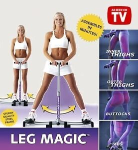 ***** NEW LEG MAGIC - AS SEEN ON TV- GET IN SHAPE FOR SUMMER**** Stratford Kitchener Area image 1