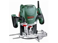 Wood Router ( brand New, boxed, unopened) Bosch POF 1200 AE