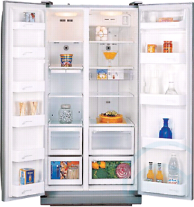 Samsung 537 L Double door Fridge - Side by side freezer fridge Westmead Parramatta Area Preview
