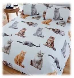 Cat Bed Duvet Set