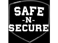 Safe&SecureSecurity, We Specialize in securing Asian weddings and homes... Very competitive prices!
