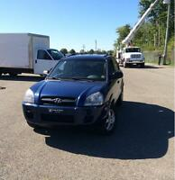 2007 HYUNDAI TUCSON  ((( Ouvert 7 Jours ))) by appointment