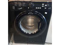 Hotpoint 9kg 1400spin Black Washing Machine with 4 MONTHS WARRANTY