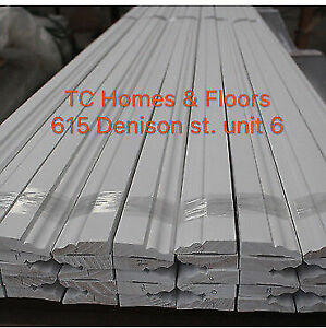 $0.20whole sale Baseboard, casing,door stop, quarter round