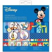 Mickey Mouse Scrapbook Paper