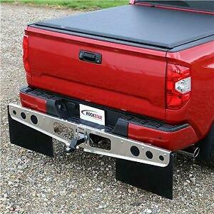 Diamond Plate Mudflap 07-13 Chev/GM 1500