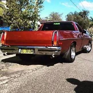 Holden HJ kingswood 308