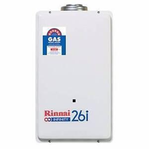 Rinnai Infinity 26 Internal Continuous Flow Gas Hot Water System Mosman Mosman Area Preview