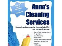 Anna's Cleaning Service