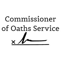 Commissioner of Oaths for NB