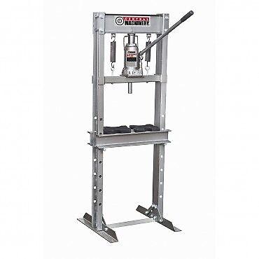 (20 ton & 12 ton H-Frame Industrial Heavy Duty Floor Shop Press)