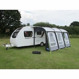 Caravan awning. Kampa all season 390