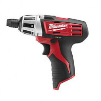 milwaukee 12v corless screwdriver with battery