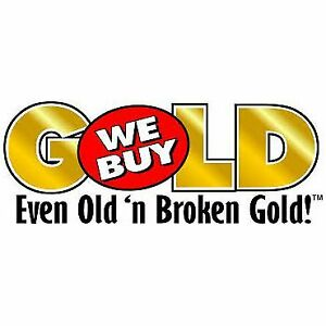 WE BUY GOLD TODAY