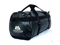 MOUNTAIN EQUIPMENT Sports Kit Duffle Bag (70L) NEW, FOR SALE