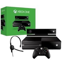 Xbox one Kinect Headset controller in the box