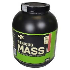 Serious Mass Strawberry RRP £30 2.5kg