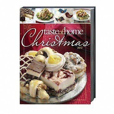 Taste Of Home Christmas 2012