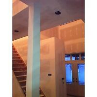 SKILLED AND AFFORDABLE DRYWALL TAPING AND FINISHING