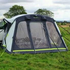 Lightweight Inflatable awning by Oxygen AitFrame O2 Speed 2 plus extras