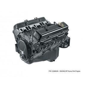 genuine gm 350 290hp crate engine chevy small block v8 new uk stock 12499529 ebay. Black Bedroom Furniture Sets. Home Design Ideas
