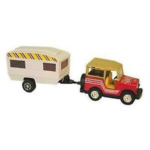 RV Action Toy Jeep And Trailer