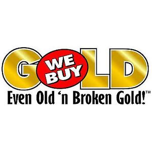 WE BUY ANYTHING GOLD FOR CASH