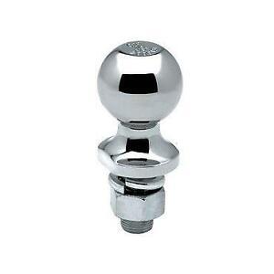 Chrome Hitch Ball 1-7/8 X 3/4 X 2-3/8 2 000 Lb.