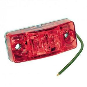 Trailer Light - 99 Series Marker Red