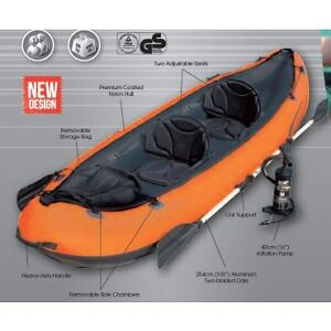 Hydroforce Kayak *LIKE NEW* 2 person inflatable comes w/ Pump
