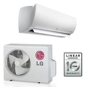 LG Ductless Heat Pumps - #1 Consumer Brand 7 Straight Years