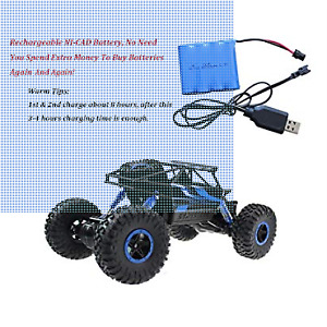 *last minute Gift - Toy 4 WD Fast Race Monster Off-Road Truck (B
