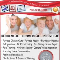 Affordable HEATING AND PLUMBING SERVICE