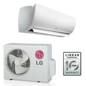 LG Heat Pumps 10 year Warranty - low monthly Payments