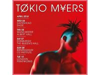 2 x Tokio Myers plus special guests (10/04/18)