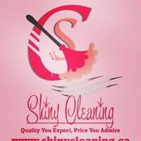 Cleaning Service - Toronto - Shiny Cleaning