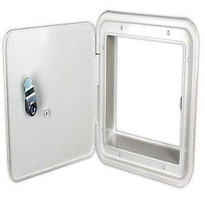 MultiPurpose Hatch Without Back Polar White 8102-A