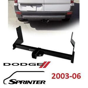 NEW CURT 13250 CLASS III RECEIVER 13250 199223997 AUTOMOTIVE TRAILER HITCH DODGE SPRINTER 2003-06 FREIGHTLINER