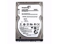 Brand New Seagate 1tb SSHD Hybrid Drive - 2.5inch PS4/XBOX/Laptop/PC