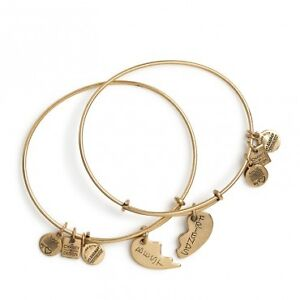 Alex and Ani friendship bangles