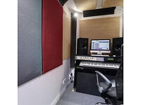 Music Production Room for hire - South West London