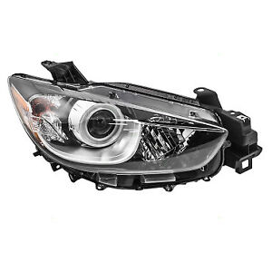 2013-2016 mazda cx5 headlight