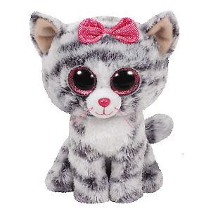 15cm günstig kaufen Grau Ty Beanie Boos Kiki 7137190 Katze