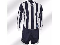FOOTBALL KITS TO CLEAR GETTING RID OF STOCK / TRACKSUITS TO CLEAR KITS FROM £5/6/7/10