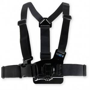 GoPro Chest Mount Harness Burleigh Heads Gold Coast South Preview