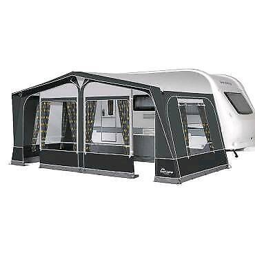 Starcamp Caravan Awning Size 17 With Extras | in Wrexham ...