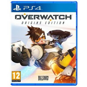 Jeux PS4 Overwatch