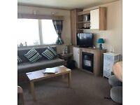 3 bedroom caravan to rent Primrose Valley